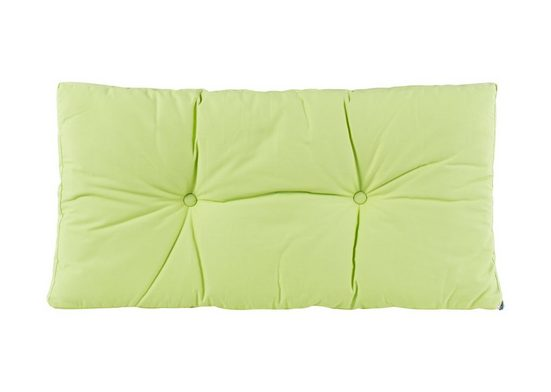 BioKinder - Das gesunde Kinderzimmer Sitzkissen, Sitzkissen 80x40 cm Grün