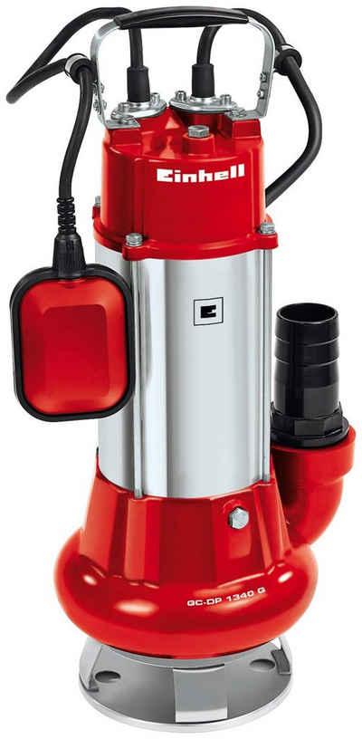 Einhell Schmutzwasserpumpe »GC-DP 1340 G«, 23.000 l/h