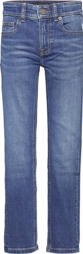 TOMMY HILFIGER Stretch-Jeans »SCANTON SLIM - MDBSTR«