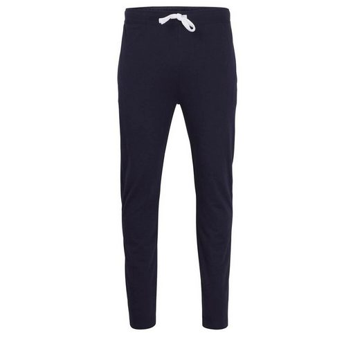 TOM TAILOR Pyjama »Herren Pyjama Hose - lang, Baumwoll-Jersey,«