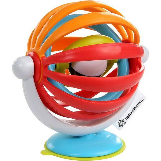 Kids II Spiel, »Baby Einstein Hochstuhlspielzeug Sticky Spinner«