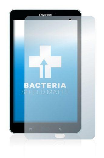 upscreen Schutzfolie »für Samsung Galaxy Tab A 8.0 WiFi 2017«, Folie Schutzfolie matt entspiegelt antibakteriell