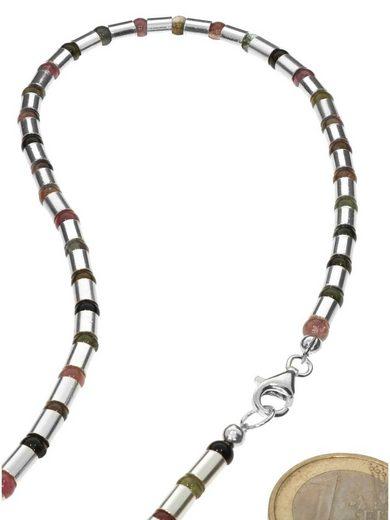 Adelia´s Kette ohne Anhänger »Damen Schmuck Halskette 925 Silber bunt«