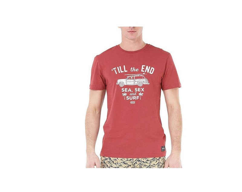 Picture T-Shirt »Picture Herren T-Shirt the End Tee«