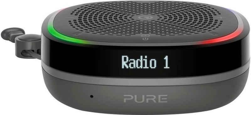 Pure StreamR Splash Bluetooth-Lautsprecher (Bluetooth, WLAN)
