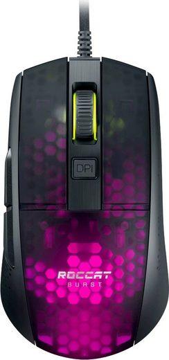 ROCCAT »Burst Pro« Gaming-Maus (kabelgebunden)