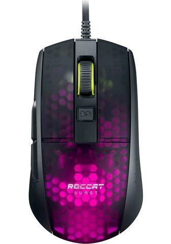 ROCCAT »Burst Pro« Gaming-Maus (kabelgebunden...