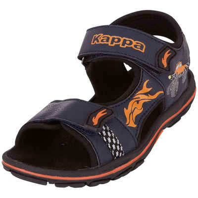 Kappa »BEEL K« Sandale mit coolen Lichteffekten