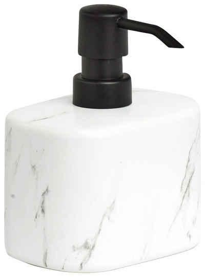 Zeller Present Seifenspender »Marmor«, 480 ml