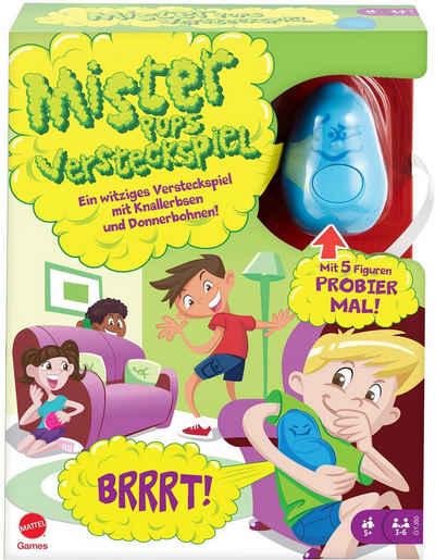 Mattel games Spiel, Versteckspiel »Mister Pups«