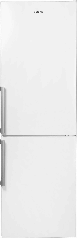 GORENJE Kühl-/Gefrierkombination NRK6192EW5F, 185 cm hoch, 60 cm breit