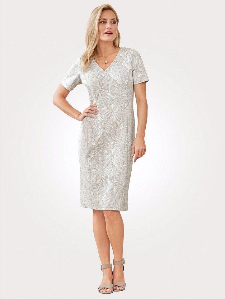 Festtagsmode - Mona Abendkleid mit Glanzgarn ›  - Onlineshop OTTO