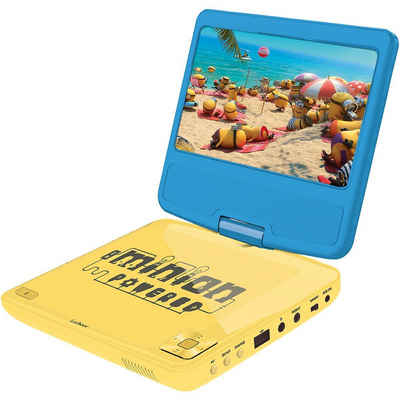 Lexibook® »Disney Cars tragbarer DVD-Player« DVD-Player