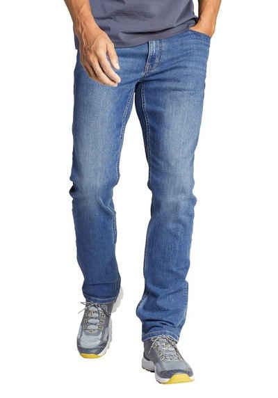 Eddie Bauer 5-Pocket-Jeans Voyager Flex 2.0 mit recyceltem Polyester