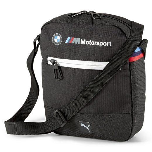 PUMA Schultertasche »BMW M Motorsport Umhängetasche«