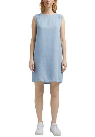 Esprit Džinsinė suknelė su verspielter Sticke...