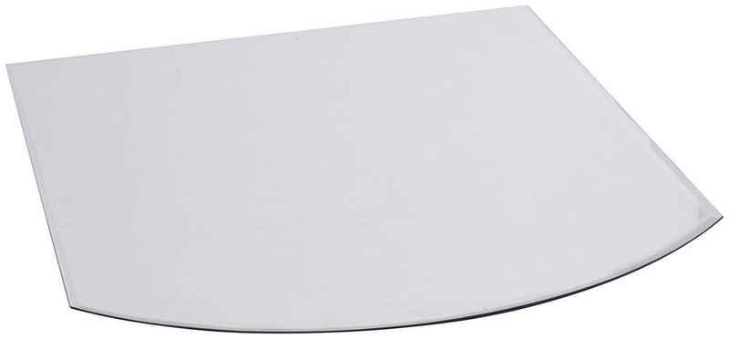 Firefix Bodenschutzplatte, BxL: 100x120 cm, 8 mm, Segmentbogen