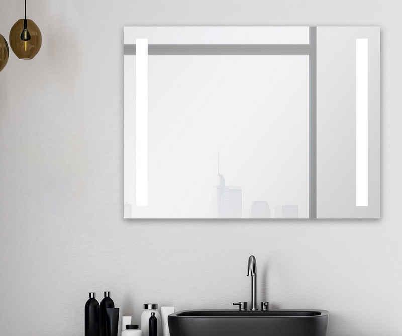 Talos Badspiegel »Light«, BxH: 80x60 cm, energiesparend