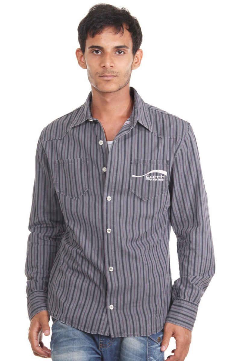 CATCH Langarmhemd