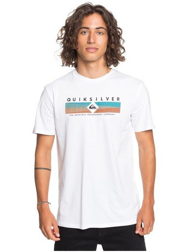 Quiksilver T-Shirt »Distant Fortune«