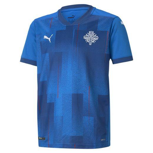 PUMA Trainingsshirt »Iceland Replica Herren Heimtrikot«