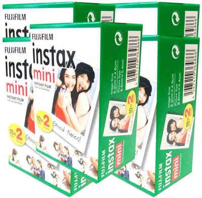 1A PHOTO PORST »5x Fuji Instax Mini Film Doppelpack für« Sofortbildkamera