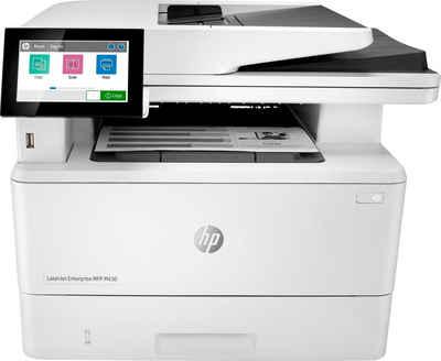 HP LaserJet Enterprise MFP M430f Multifunktionsdrucker, (LAN (Ethernet)
