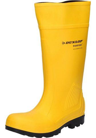 Dunlop_Workwear Guminiai batai Sicherheitsklasse S5
