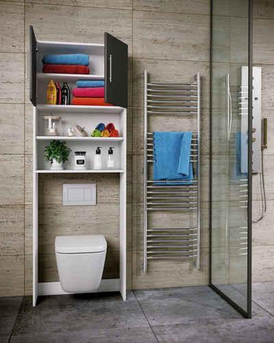 VCM Hochschrank »WC Toilette Überbauschrank Totas«