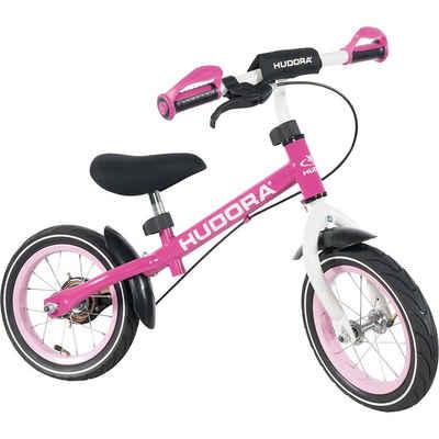 Hudora Laufrad »Laufrad Ratzfratz Air, pink«