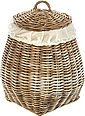 locker Wäschetruhe »Pear«, mit abnehmbarem Deckel, Bild 1