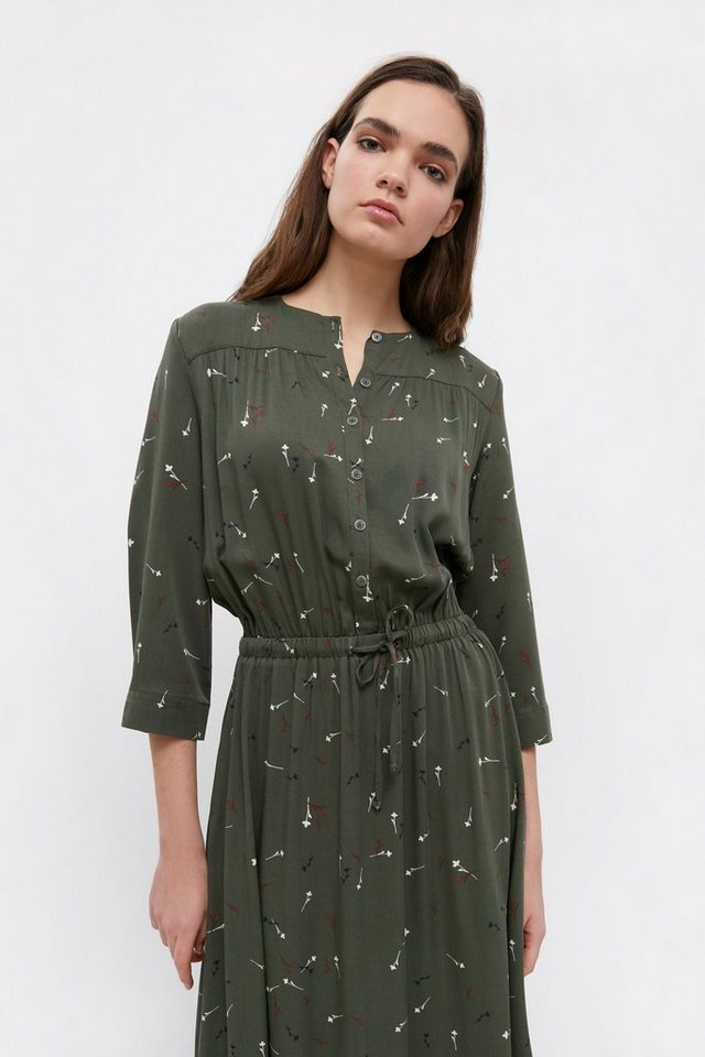 finn flare -  Jerseykleid mit floralem Muster