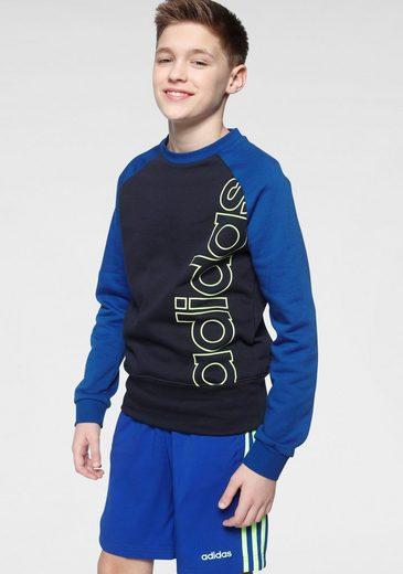 adidas Performance Sweatshirt »YOUTH BOYS LOGO CREW«