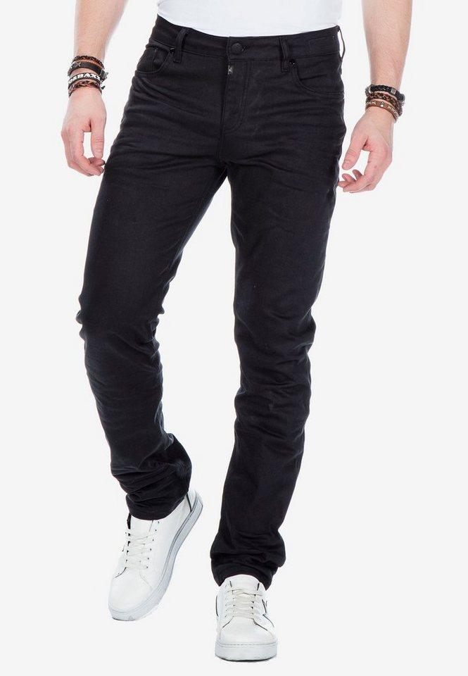 cipo & baxx -  Bequeme Jeans mit optimalem Tragekomfort