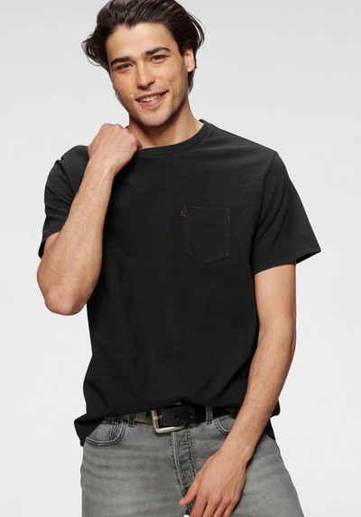 Levi's® T-Shirt im Streifen-Design