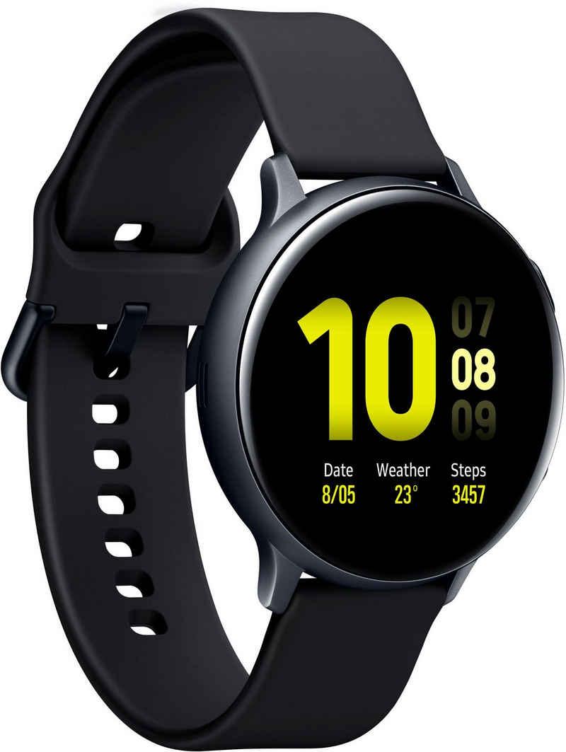 Samsung Galaxy Watch Active2 Aluminium, 44 mm, Bluetooth (SM-R820) Smartwatch (3,4 cm/1,4 Zoll, Android Wear)