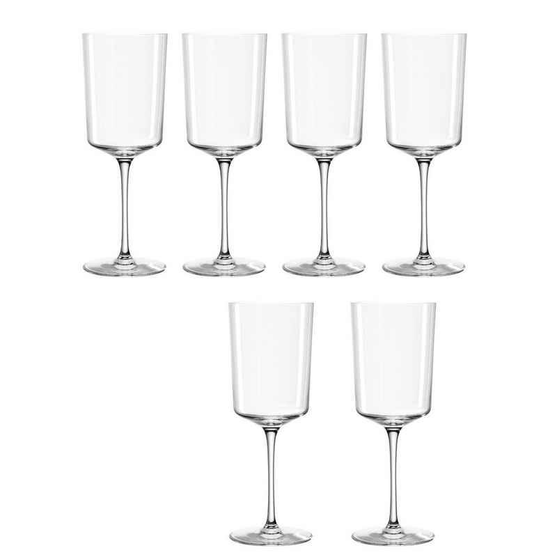LEONARDO Gläser-Set »Weißweinglas 6er Set Nono«, Glas