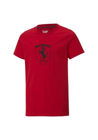 PUMA Marškinėliai »Scuderia Ferrari Racing ...