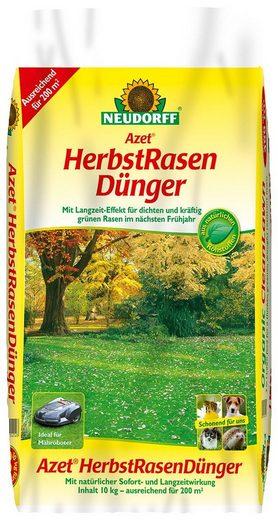 Neudorff Rasendünger »Azet Herbst«, 10 kg