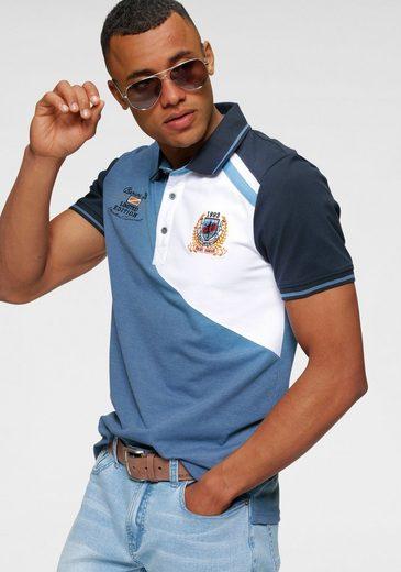 Bruno Banani Poloshirt Piqué