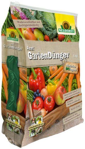NEUDORFF Gartendünger »Azet«, 5 kg