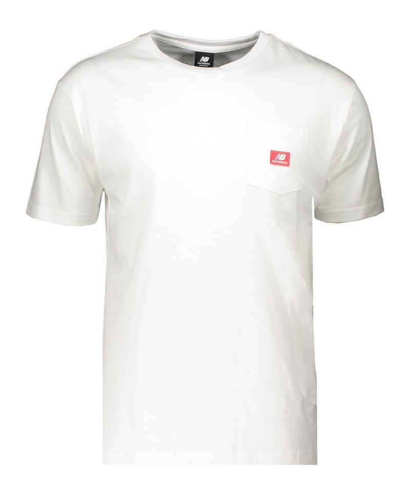 New Balance T-Shirt »Athletics Pocket T-Shirt«