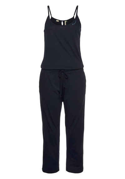 Ragwear Jumpsuit »KARAMBA ORGANIC« Cropped