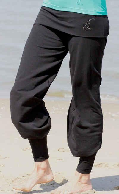 ESPARTO Yogahose »Yogahose Sooraj - das Original in Bio-Baumwolle«