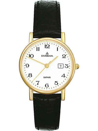 Dugena Quarzuhr »Dugena Damen-Uhren Analog Quarz«