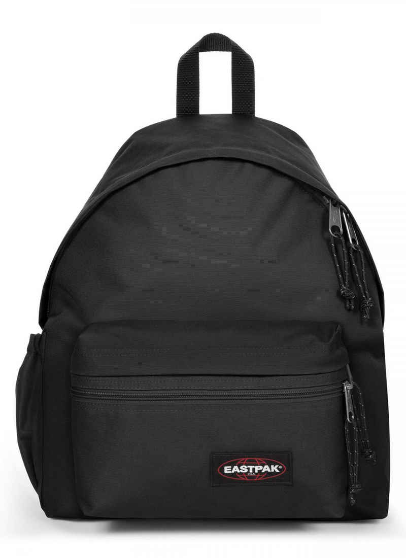 Eastpak Laptoprucksack »PADDED ZIPPL'R+, Black«, enthält recyceltes Material (Global Recycled Standard)