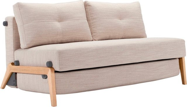 Sofas - INNOVATION LIVING ™ Schlafsofa »Cubed 140 Eiche 565«  - Onlineshop OTTO