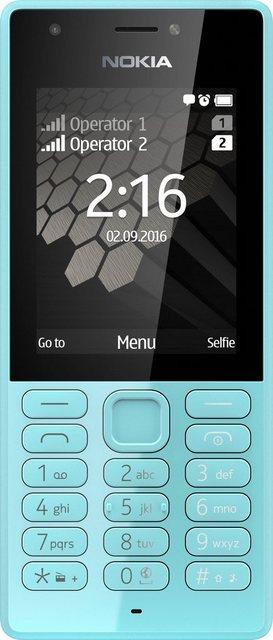 Nokia 216 Dual SIM Smartphone 6,1 cm 2,4 Zoll