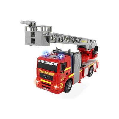 Dickie Toys Spielzeug-Auto »Feuerwehr mit Wasserspritze, Licht & Sound«