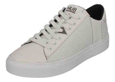 HUB »HOOK M CS L46 PERF« Sneaker White White